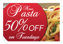 Pasta 50% Off Papavero Edinburgh
